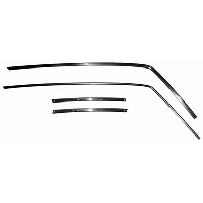 (Goodmark Roof Rail Weatherstrip Channel for 1964-1965 Chevrolet Chevelle)