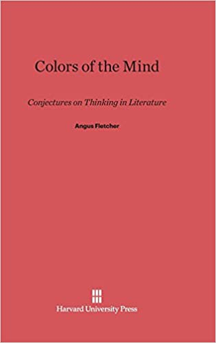 Amazon Colors Of The Mind 9780674334137 Angus Fletcher Books
