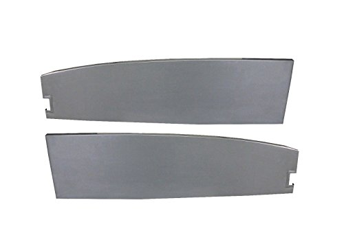 Motor City Sheet Metal - Works With 1935 1936 1937 Ford Pickup Truck Door Patch Panels NEW PAIR!!!