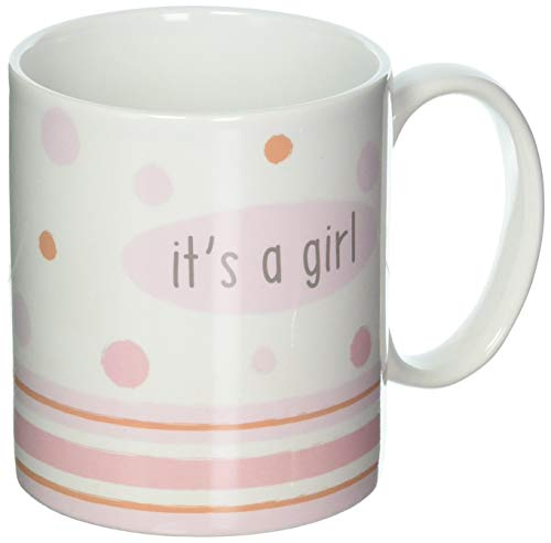 Enesco 4058419 Its A Girl Mug, -
