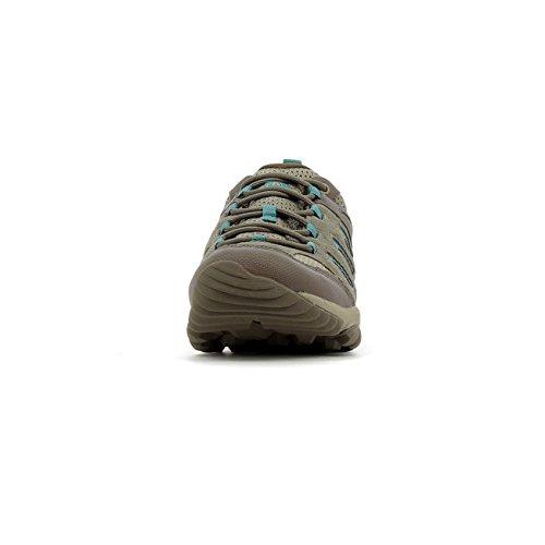 Merrel OUTMOST VENT GTX - Zapatillas de trekking, Mujer, Beige - (BOULDER)