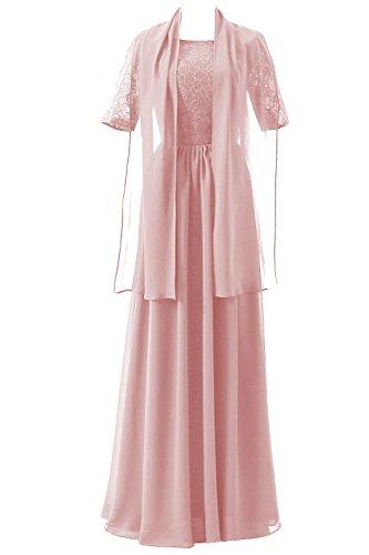 Con Maniche Lungo Dis Damigella Abiti Donne Paillettes Pink Prom Da Delle Merletto Dresses Party Tnq8xx0wB