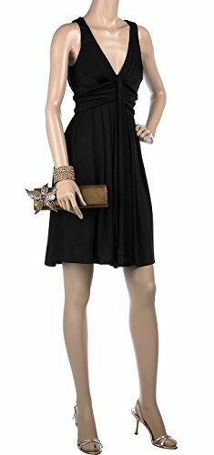 Azelia Diane Made Dress 2 USA von Furstenberg US V Neck in wq6BqO
