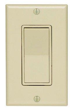 Ace Illuminated Decorator Switch W/wall Plate -