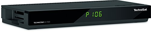 TechniStar K2 ISIO HDTV Kabelreceiver (Internetfunktionalität, DVR-Ready, CI+, UPnP, Ethernet, SCART, USB) schwarz
