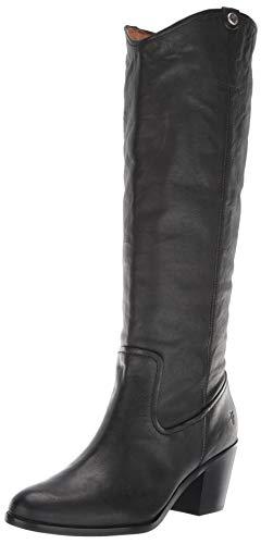 FRYE Women's Jolene Pull ON Fashion Boot, Black, 9 M US