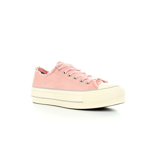 Platform Ox Ctas Clean Lift Chaussures Converse Rose Femme Glitter 1fIUqnfwzx