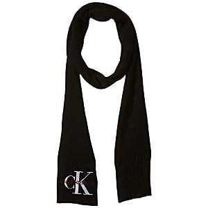 Calvin Klein Women's J Basic Knitted Scarf