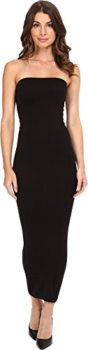 Wolford Dresses - Wolford Women's XS Sweetheart Solid Strapless Midi Fitted Dress, Black, X-Small