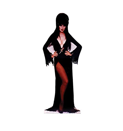 Advanced Graphics Elvira Life Size Cardboard Cutout Standup]()