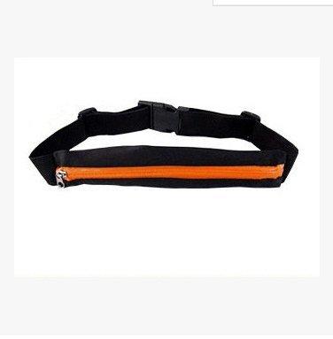 Chytaii Elastizität Laufbelt Waist Pack Sporttasche Running Polyester Sport Radfahren Orange OYwUJo6w