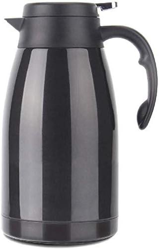 Chen Aislamiento Bombo 2 litros de Acero Inoxidable Termo Cafetera ...
