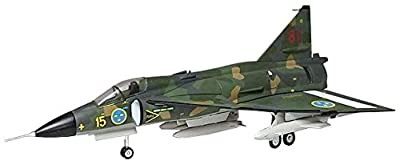 Aviation72 SAAB Viggen JA37 Swedish Air Force 1/72 Scale Diecast Model