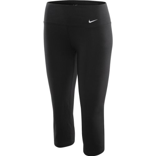 Nike Women's Dri-Fit Legend 2.0 Slim Capris-Black-Small