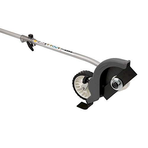 Review VersAttach System 8 Straight Shaft Edger Attachment with Blade Guard