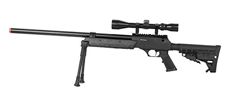 Check expert advices for sniper rifle airsoft gun black ops?