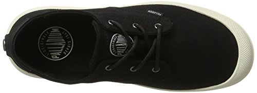 Femme Basses Palladium Noir Black Sneakers Marshmallow Voyage wzCqFf