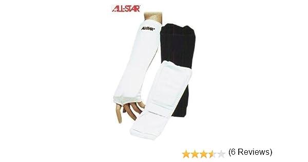 Bike football traditional combo hand /& forearm protection pad NEW BAPF30 L White