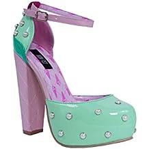 Iron Fist Women's Lick Me Platform Shoe