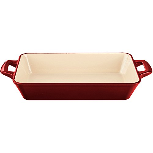 enameled cast iron lasagna pan - 7