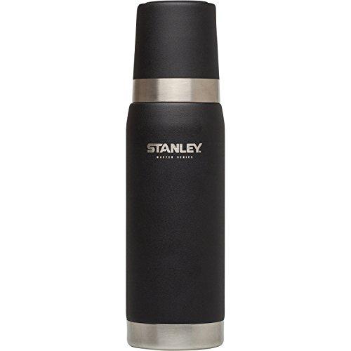 STANLEY(스탠리) 마스터 진공 보틀 0.75L 매트 블랙 물통 02660-005 (일본 정규품) / 캠핑용품