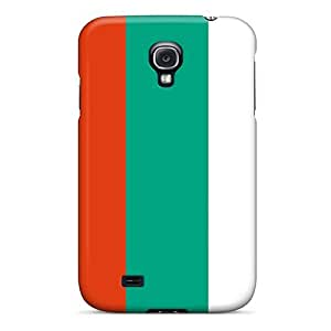 Durable Bulgaria Flag Back Case/cover For Galaxy S4