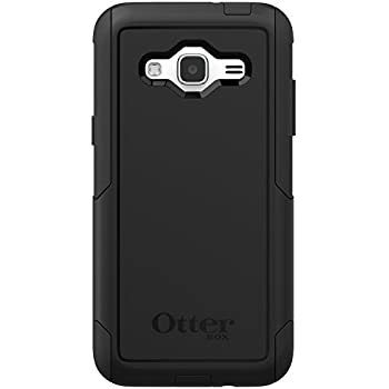 OtterBox Commuter Series Case for Samsung Galaxy J3 (2016)/J3 V - Frustration Free Packaging - Black