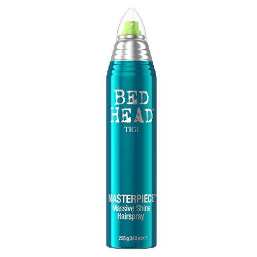 TIGI Bed Head Masterpiece Massive Shine Hairspray, 9.5 Ounce