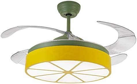 Lámparas de araña Luz De Ventilador De Techo Lámpara De Araña De ...