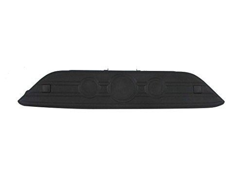 For 2005-2015 Toyota Tacoma Rear Step Bumper Lower Pad (Come with Side Cap / Center Cap / Square Cover) TO1190102 (Bumper Toyota Parts Rear)