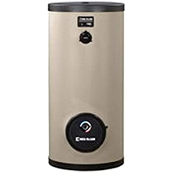 Weil-McLain 633500001 Aqua Plus Pewter Indirect-Fired Water Heater ...