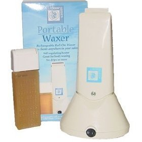 Clean Plus Easy Portable Waxer Kit
