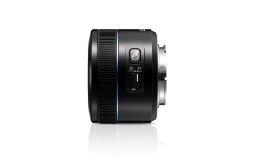 Samsung NX 45mm f/1.8  2D/3D Camera Lens (Black) by Samsung (Image #3)