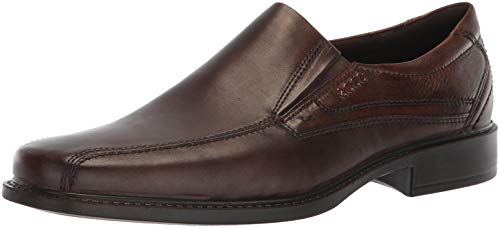 ECCO Men's New Jersey Slip-On Loafer, Cocoa Brown, 5-5.5 M US