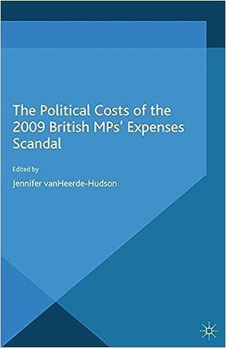 Download gratis bøger til iPhone The Political Costs of the 2009 British MPs' Expenses Scandal 1349441880 på Dansk PDF ePub