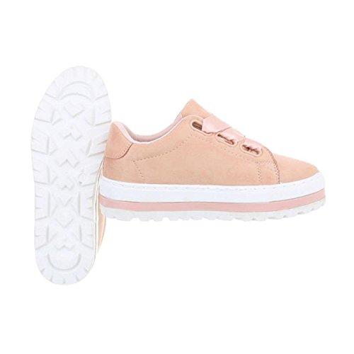 Material Sintético Zapatos Cingant Mujer Cordones Woman con de xqzXwY