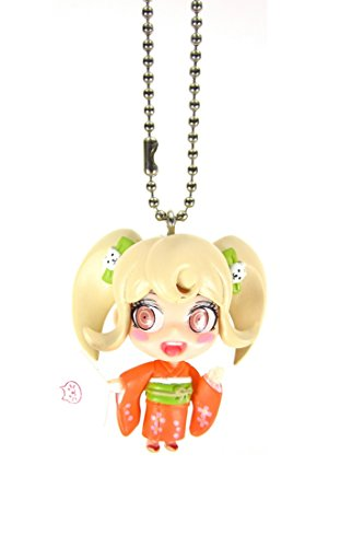 Takara TOMY Super Danganronpa 2 Side A Figure Keychain 1.75