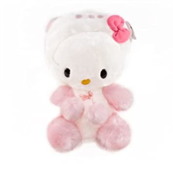 Regatron - Peluches hello kitty peluche hello kitty panda, color rosa