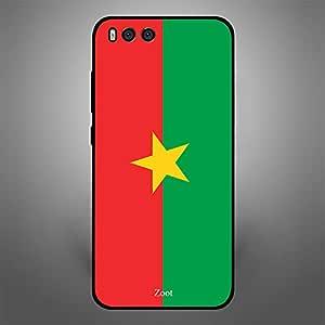 Xiaomi MI 6 Burkina Flag