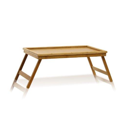 Furinno FNCL 33010 Bamboo Lapdesk Natural