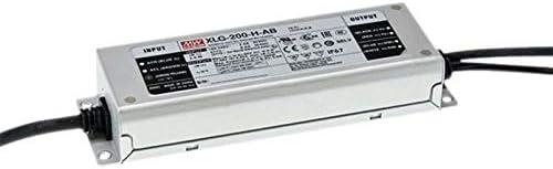 MeanWell XLG-200-24-A 199,2W 24V 8,3A Alimentación de los LED IP67