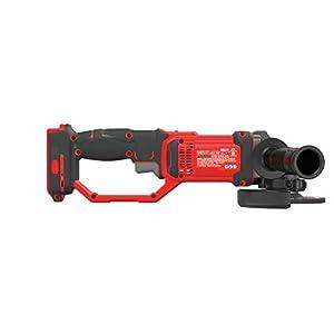 CRAFTSMAN V20 Cordless Angle Grinder Tool Kit, 4-1/2-Inch with Jig Saw (CMCG400M1 & CMCS600B)