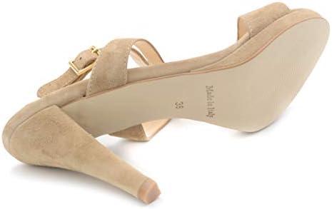 Keys 0000545 Sandales pour Femme Beige