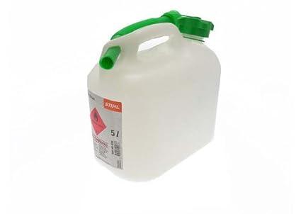 05977f84d8d Stihl Genuine 0000 881 0232 5L Fuel Can Transparent: Amazon.co.uk ...