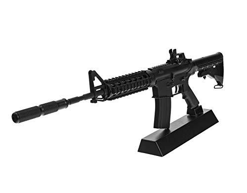 Ghost Modèle réduit d'arme factice-Maquette décorative en métal avec Support de présentation-A Collectionner : kit n°1… 2