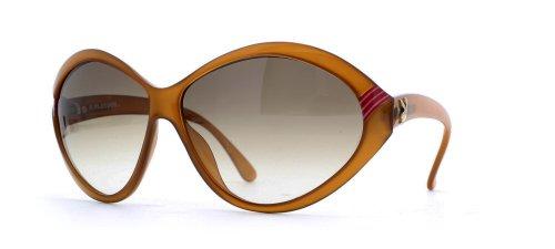 Playboy 4632 10 Brown Authentic Women Vintage - Vintage Playboy Sunglasses