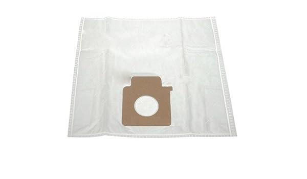 Aspiradora de bolsa para el polvo sintético Cherrypickelectronics (5 UNIDADES) para PANASONIC MC-E865: Amazon.es: Hogar
