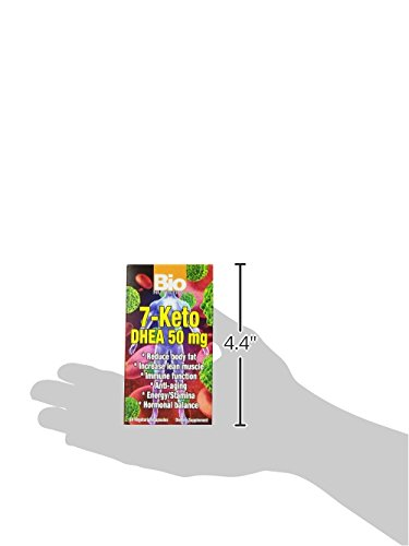 Bio Nutrition 7-keto Dhea Vegi-Caps, 50 Count