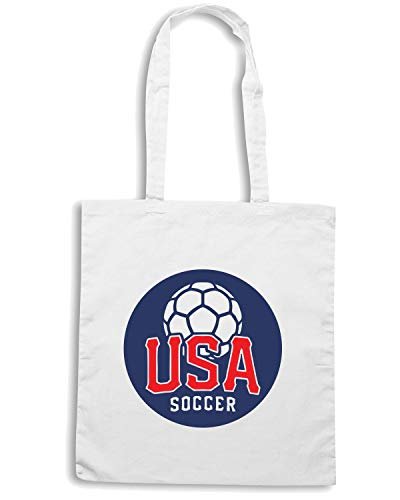 USA SOCCER Bianca Borsa WAYD Shopper Shirt WC0638 Speed w0HYq