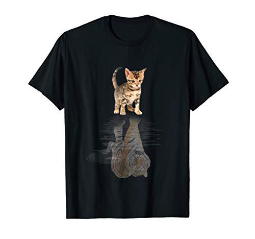 BENGAL CAT SHADOW BENGAL TIGER SHIRT